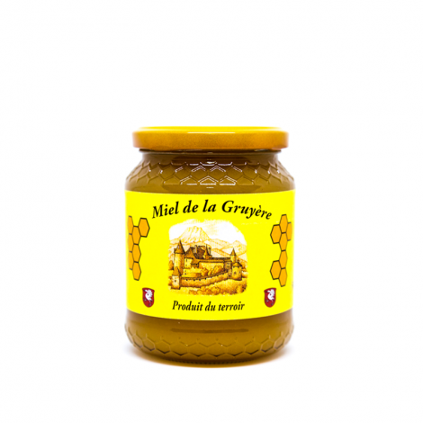 Miel de la Gruyère 250g